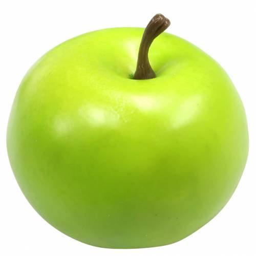 Mini-Apfel künstlich Grün Ø4cm 24St
