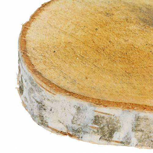 Birkenscheiben rund Ø11-13cm 12St