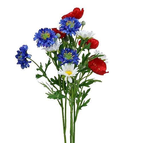 Blumenstrauß Wiesenblumen 55cm