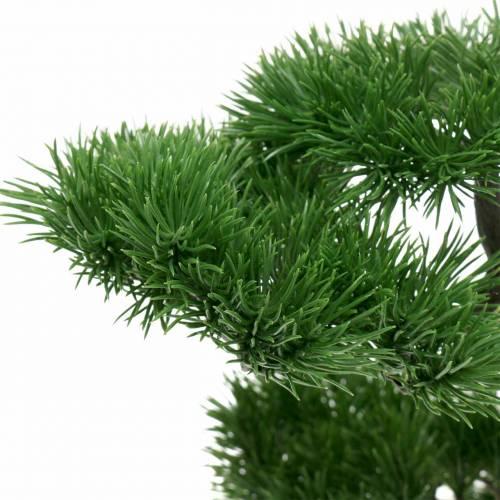 Bonsai Baum im Keramiktopf Mädchenkiefer Künstlich H36cm