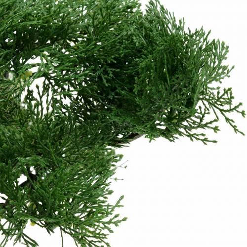Bonsai Baum Kiefer Künstlich im Topf H36cm