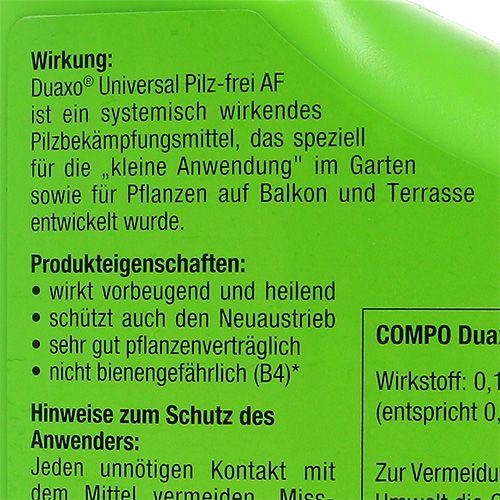 COMPO Duaxo Universal Pilz-frei AF 750ml