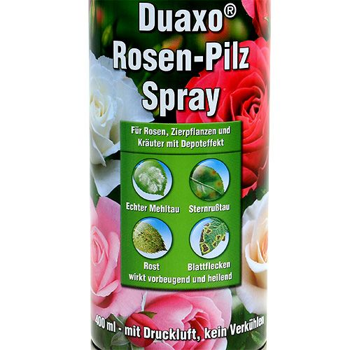 COMPO Duaxo ® Rosen-Pilz Spray 400ml