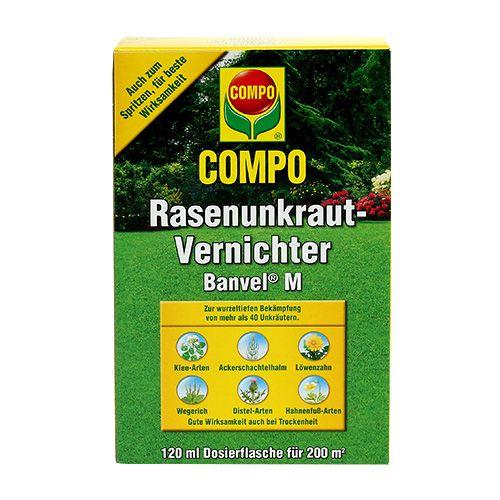 COMPO Rasenunkraut-Vernichter Banvel M 120ml