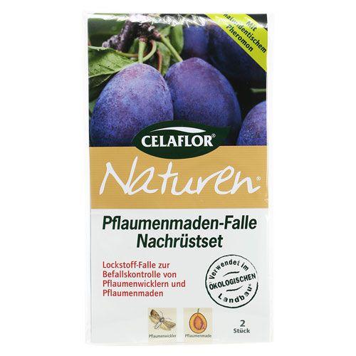 Celaflor Pflaumenmaden-Falle Nachrüstset 2St