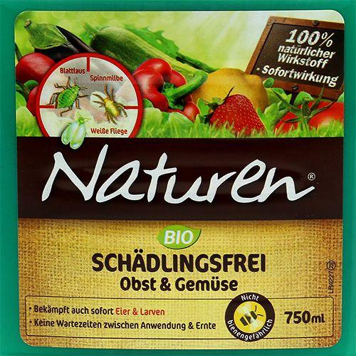 Celaflor Schädlingsfrei Obst und Gemüse 750ml