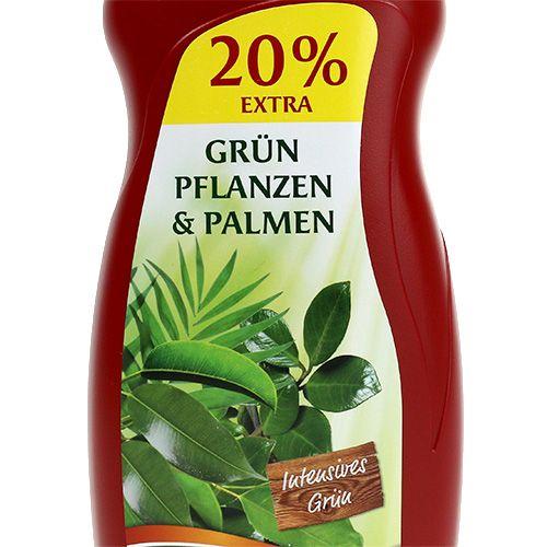 Chrysal Grünpflanzen & Palmen Dünger 1000ml