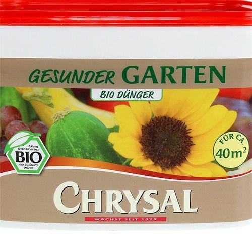 Chrysal Gesunder Garten Biodünger 2,5kg