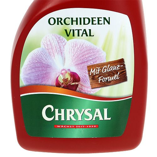 chrysal orchideen vital spray preiswert online kaufen. Black Bedroom Furniture Sets. Home Design Ideas
