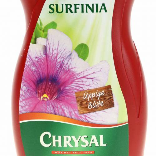 Chrysal Surfinia Blumendünger 500ml