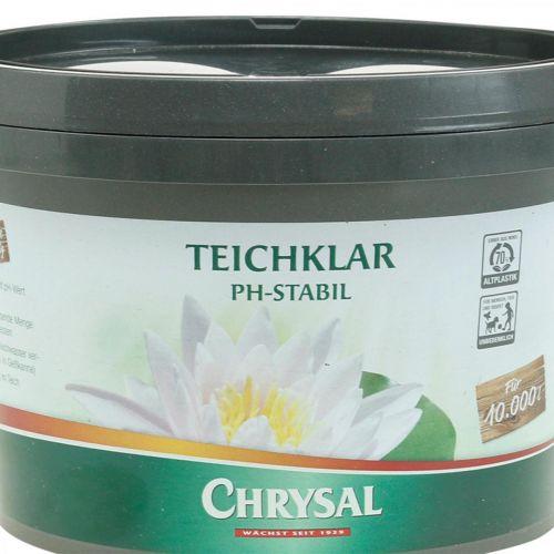 Chrysal Teichklar pH-Stabil Teichpflege 1kg