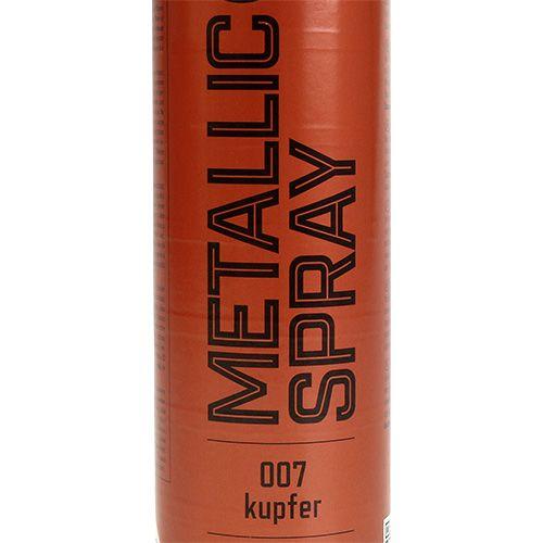 Color-Spray Metallic Glanzkupfer 400ml