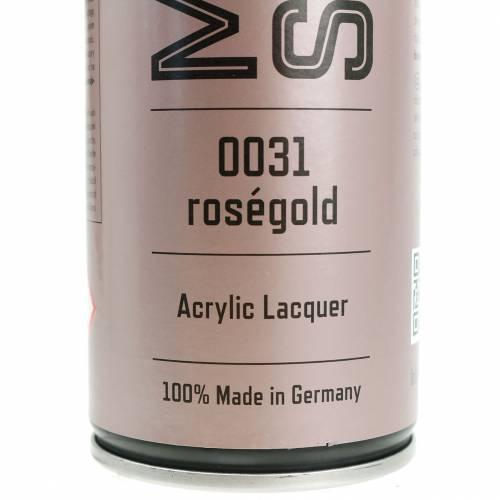 Color-Spray Metallic Roségold 400ml