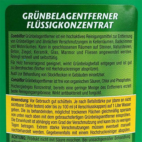 Combiflor Grünbelagentferner 1000ml