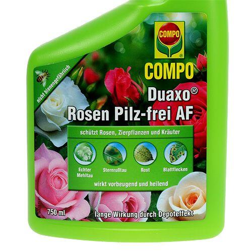 Compo Duaxo Rosen Pilzfrei AF 750ml