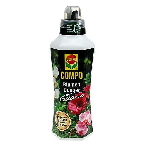 Compo Sana Blumendünger mit Guano 1l
