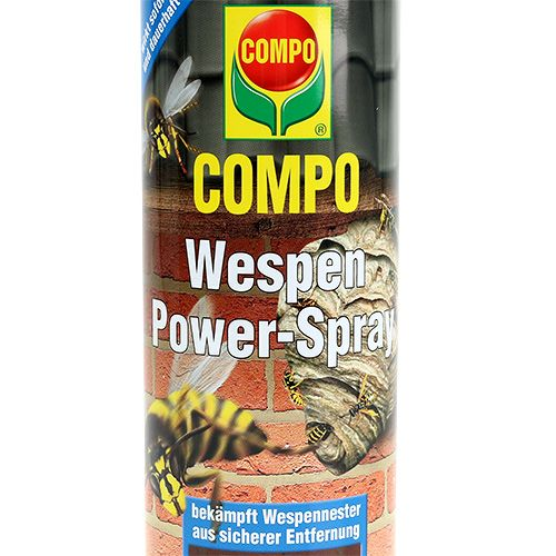 compo wespen power spray 500ml preiswert online kaufen. Black Bedroom Furniture Sets. Home Design Ideas