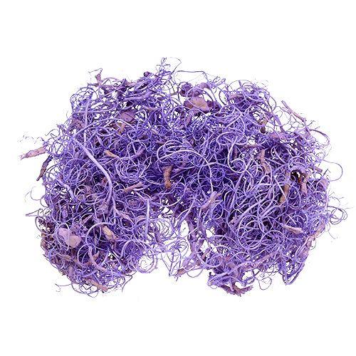 Curly Moos Hellviolett 350g