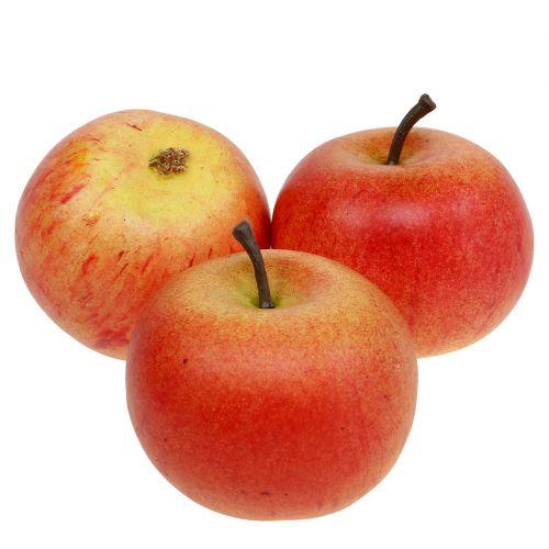 Deko-Äpfel Cox 6cm 6St