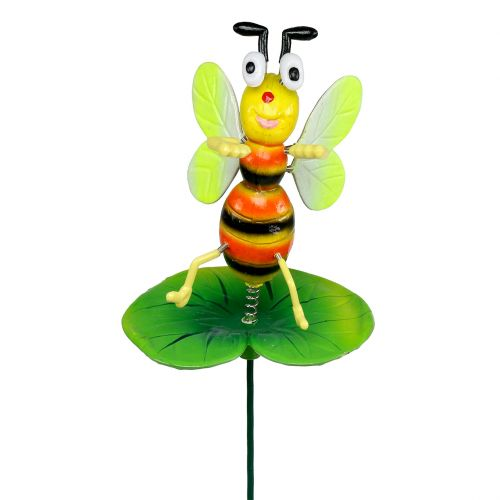 Deko-Biene am Stab 72cm