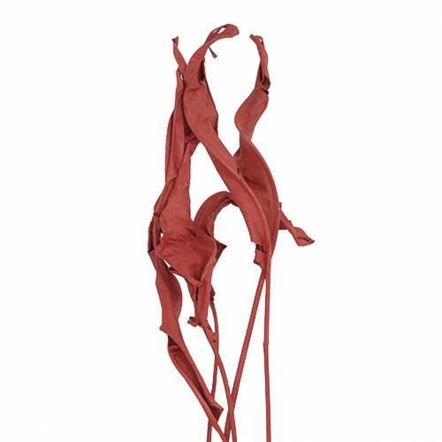 Deko Blätter Rot 100-120cm 20St