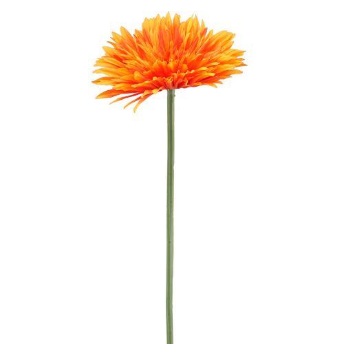 Deko Gerbera Orange Ø15cm L88cm