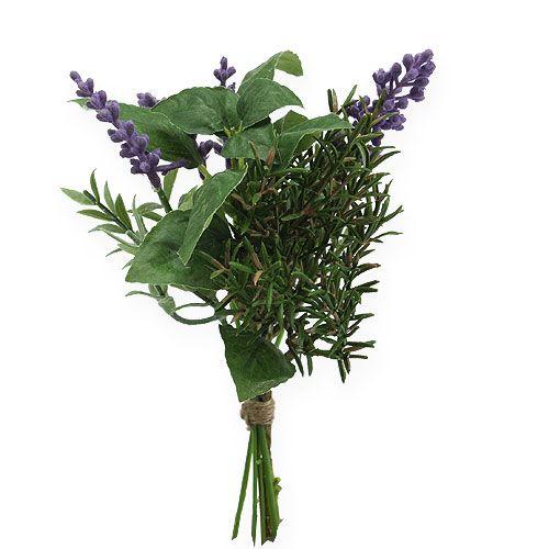 Deko Kräuter Lavendel Rosmarin 20cm Preiswert Online Kaufen