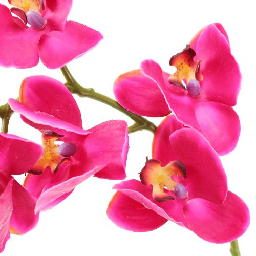 Deko orchidee in pink 76cm preiswert online kaufen for Pink deko