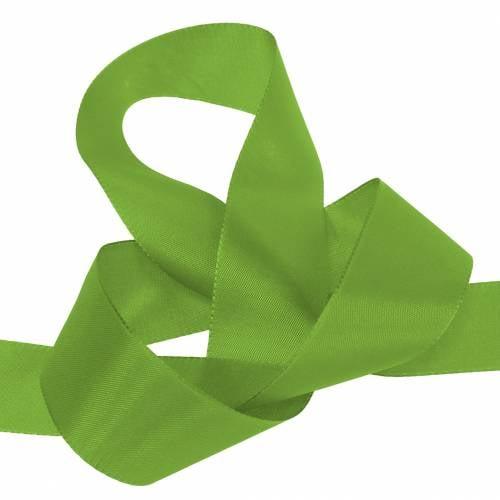 Geschenk- und Dekorationsband Grün 40mm 50m