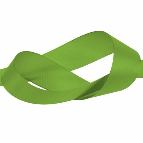 Geschenk- und Dekorationsband Grün 15mm 50m