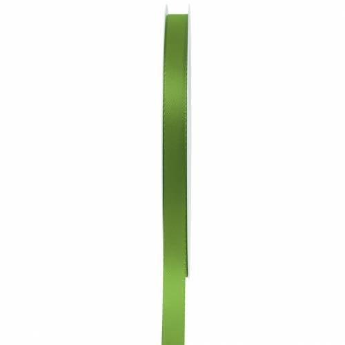 Geschenk- und Dekorationsband Grün 8mm 50m