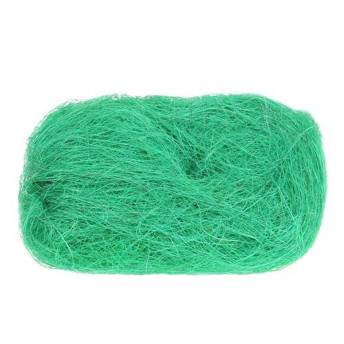 Sisal Grün 50g
