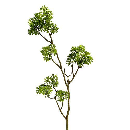 Dekozweig Grün 80cm