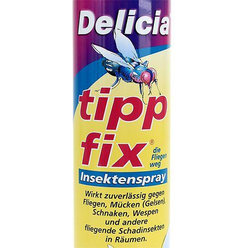 delicia tipp fix insektenspray 400ml preiswert online kaufen. Black Bedroom Furniture Sets. Home Design Ideas