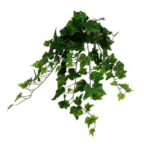 Künstliche Gras 5-Zweig Laub Blätter Kunstpflanzen Pflanze Garten Tisch Grün