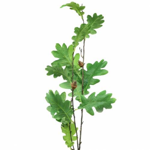 Eichenlaubzweig Grün 115cm