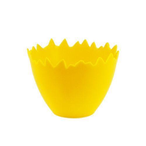 Eierbecher Ø9cm 20St Gelb