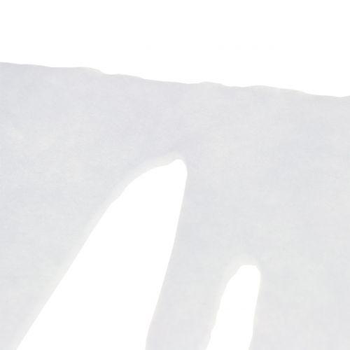 Eiszapfen-Bordüre 2m