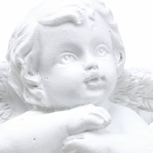 Christbaumschmuck Engel Weiß 5cm 4St