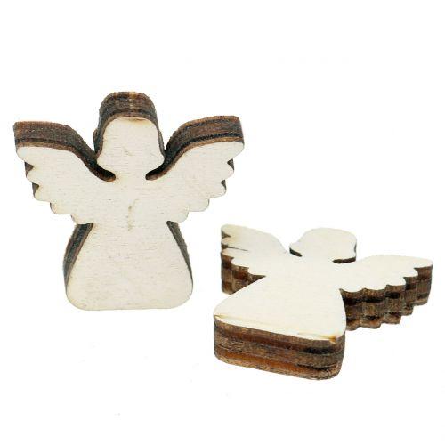 Engel zum Streuen im Glas Natur 2cm 100St