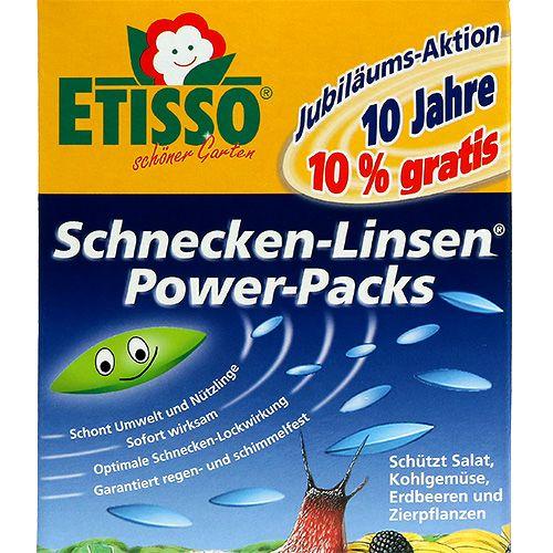 Etisso ® Schnecken-Linsen ®  4x200g