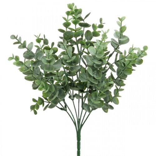 Eukalyptuszweig Grün Künstlicher Eukalyptus Deko am Pick 36cm