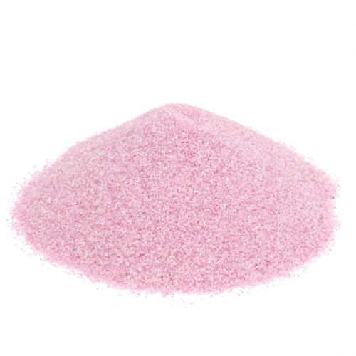 Farbsand 0,5mm Rosa 2kg