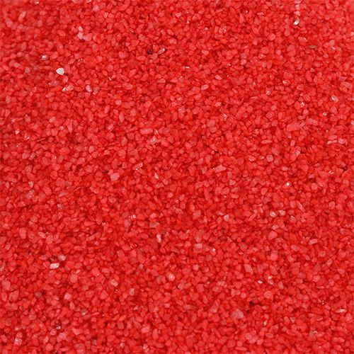 Farbsand 0,5mm Rot 2kg
