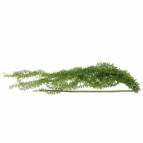Farnhängend künstlich Grün 120cm 7-strängig