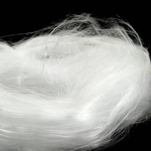 Feenhaar Engelshaar Weiß glänzend 50g