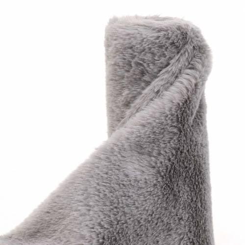 Fellband 20x180cm grau