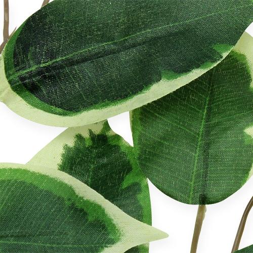 Dekozweig Ficuszweig 58cm