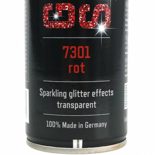 Flitter-Spray Rot 400ml