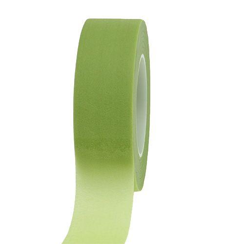 Oasis® Floral Tape Blumenband Hellgrün 26mm 27m